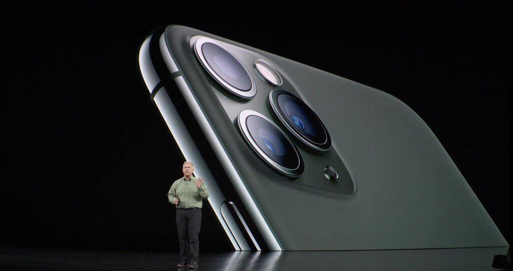 Дизайн нового iPhone Pro