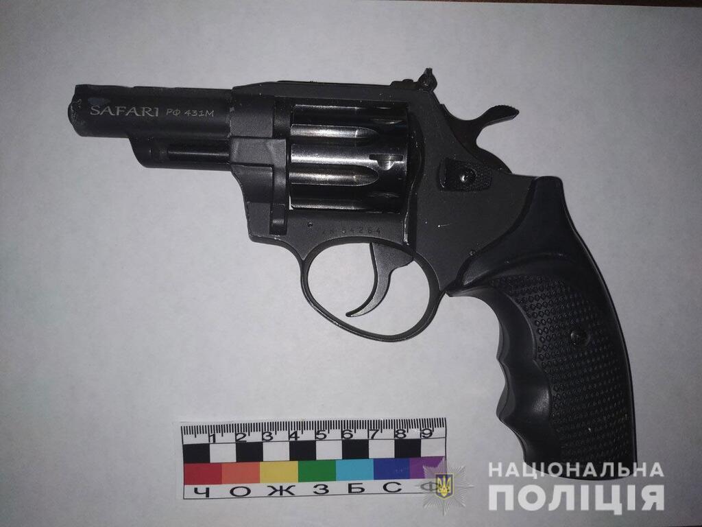 Під Дніпром чоловік стріляв у сусіда