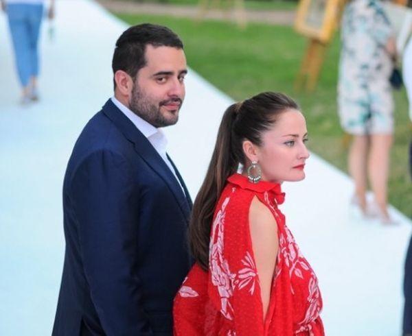 Андрей Довбенко и Анна Огренчук