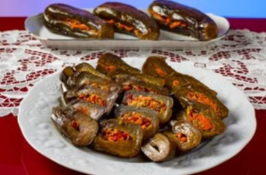 Рецепт невероятно вкусных квашеных баклажанов