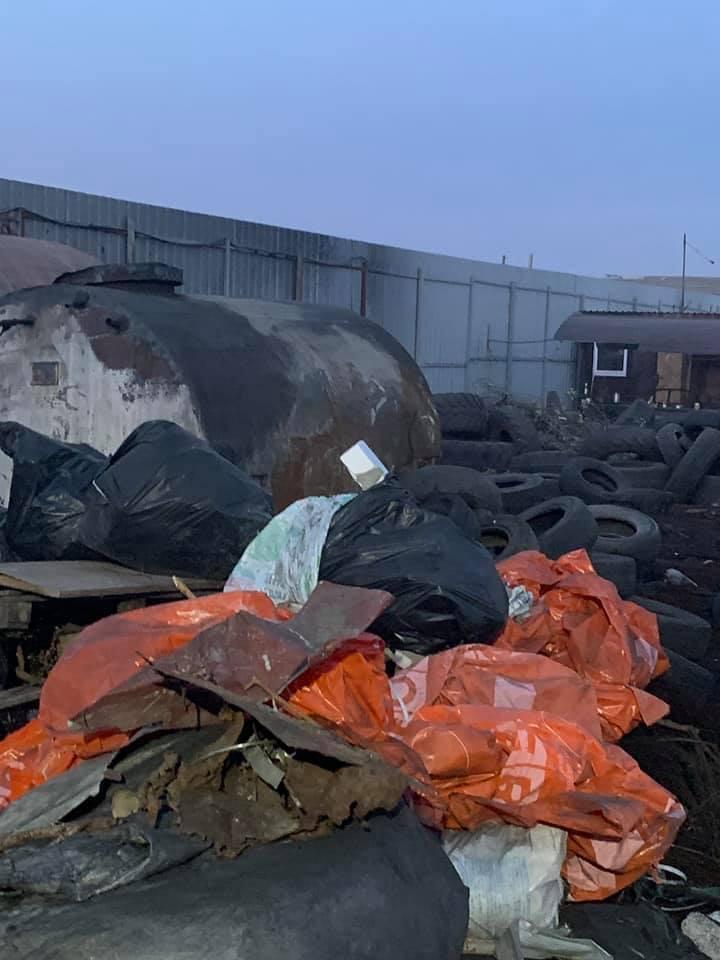 """Под Киевом обнаружили """"завод"""" по добыванию жидкого топлива"""