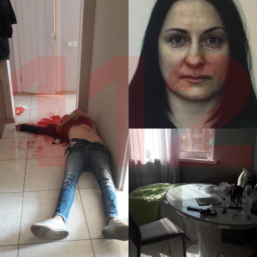 У Росії чоловік жорстоко вбив дружину