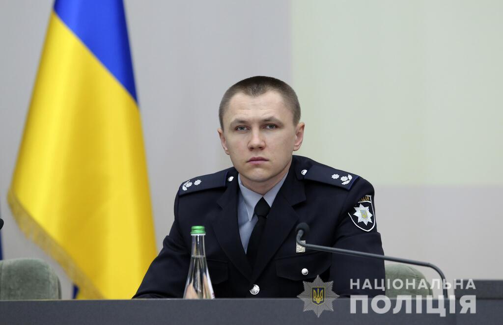 Цуцкірідзе призначений заступником голови Нацполіціі