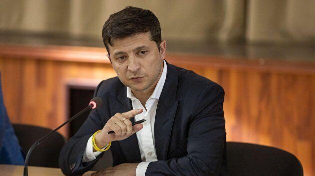 Зеленский назвал условия для выборов на Донбассе