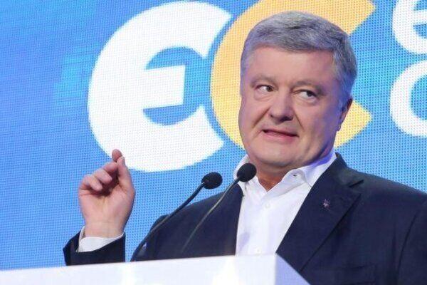 Порошенко предупредил об опасности выборов на Донбассе