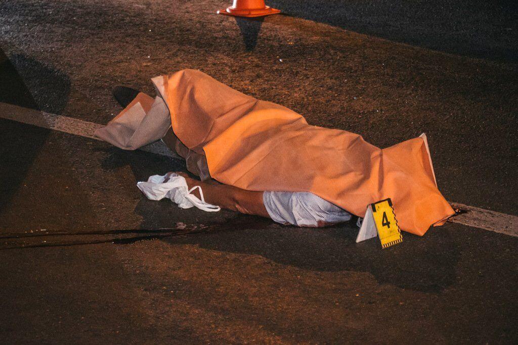 Маршрутний автобус №465 збив чоловіка
