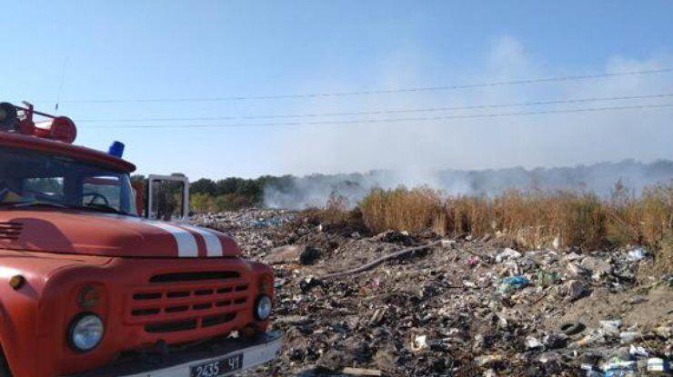 Киевщина в огне: всплыли подробности о масштабных пожарах