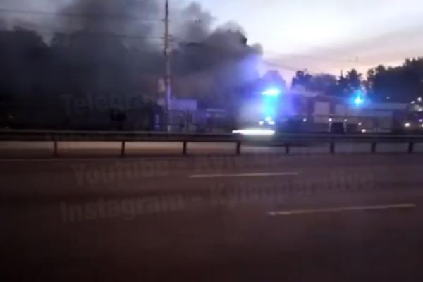 В Киеве вспыхнули МАФы