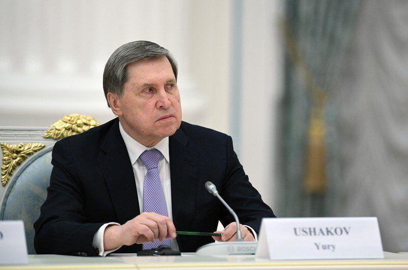 Ушаков выдвинул требования по встрече Зеленского с Путиным
