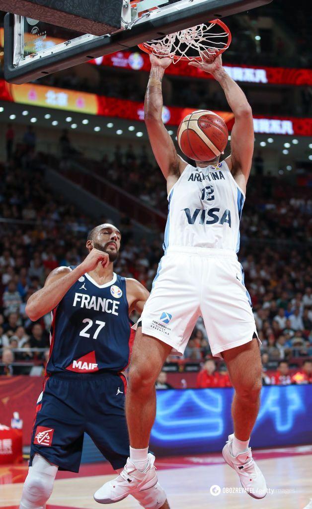 Аргентина – Франция