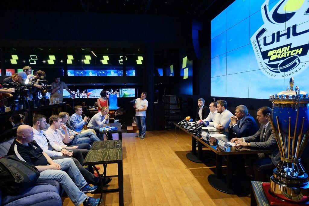 Відродження 'Сокола' та матч на стадіоні: в УХЛ стартує новий сезон
