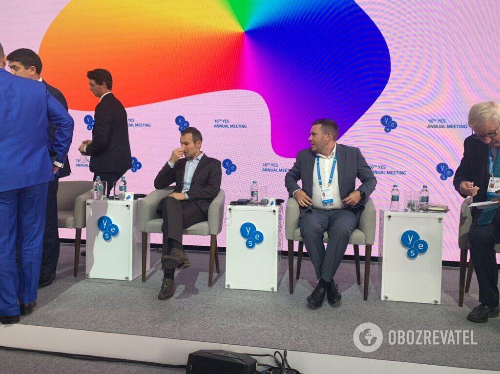 Звільнення і ринок землі: що пообіцяв прем'єр Гончарук на YES