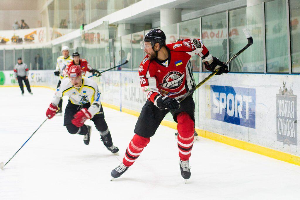 Анонс 1-го тура Украинской хоккейной лиги – Пари-Матч