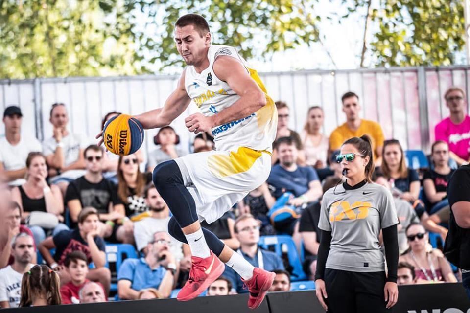 Сборная Украины по баскетболу 3х3