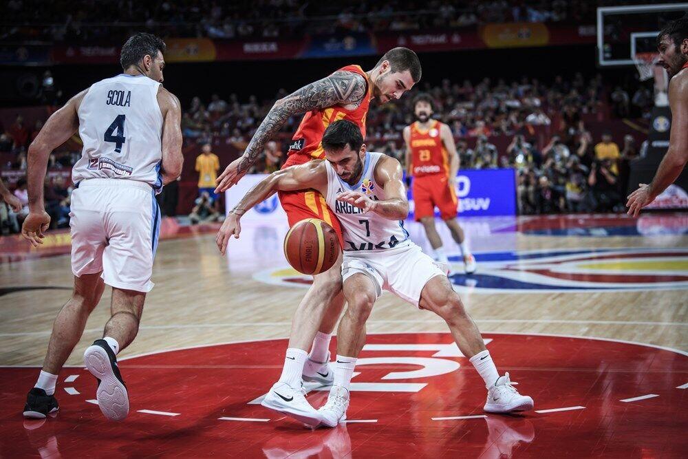 Аргентина – Испания