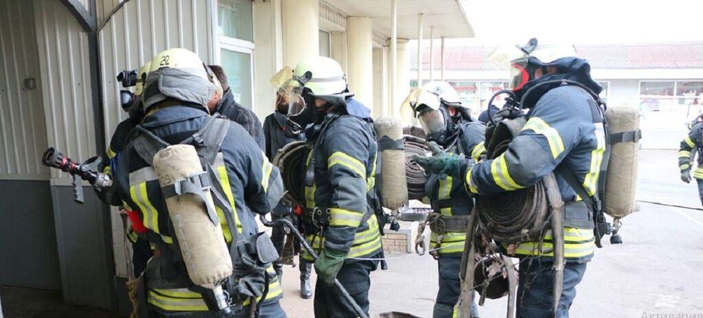 ДСНС у Києві (ілюстративне фото)