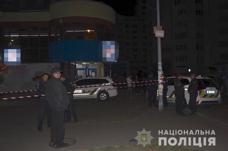 У Києві напали на поліцейського