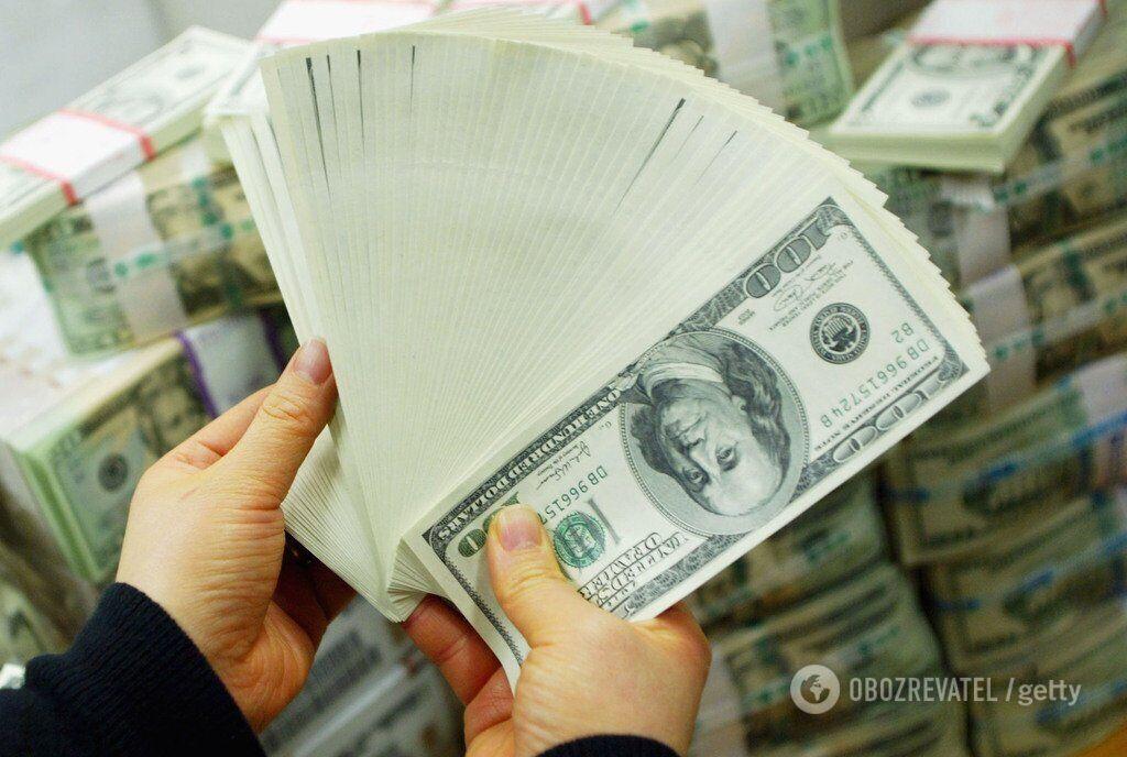 Украина может получить 5 млрд долларов