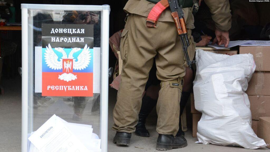 На думку експерта, навіть більш-менш чесні вибори в Л/ДНР зараз провести неможливо