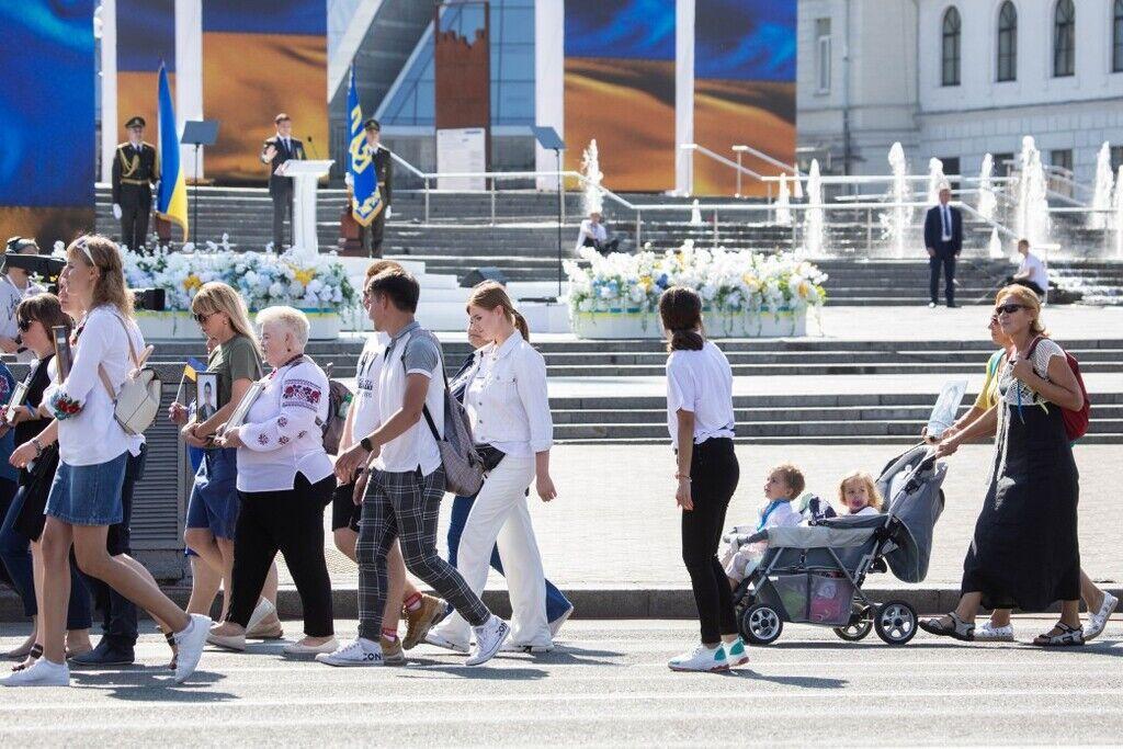 Єдиний перепис населення в Україні проводився ще у 2001 році