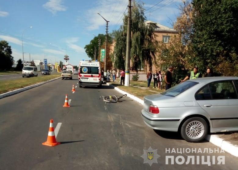 Смертельна аварія під Києвом