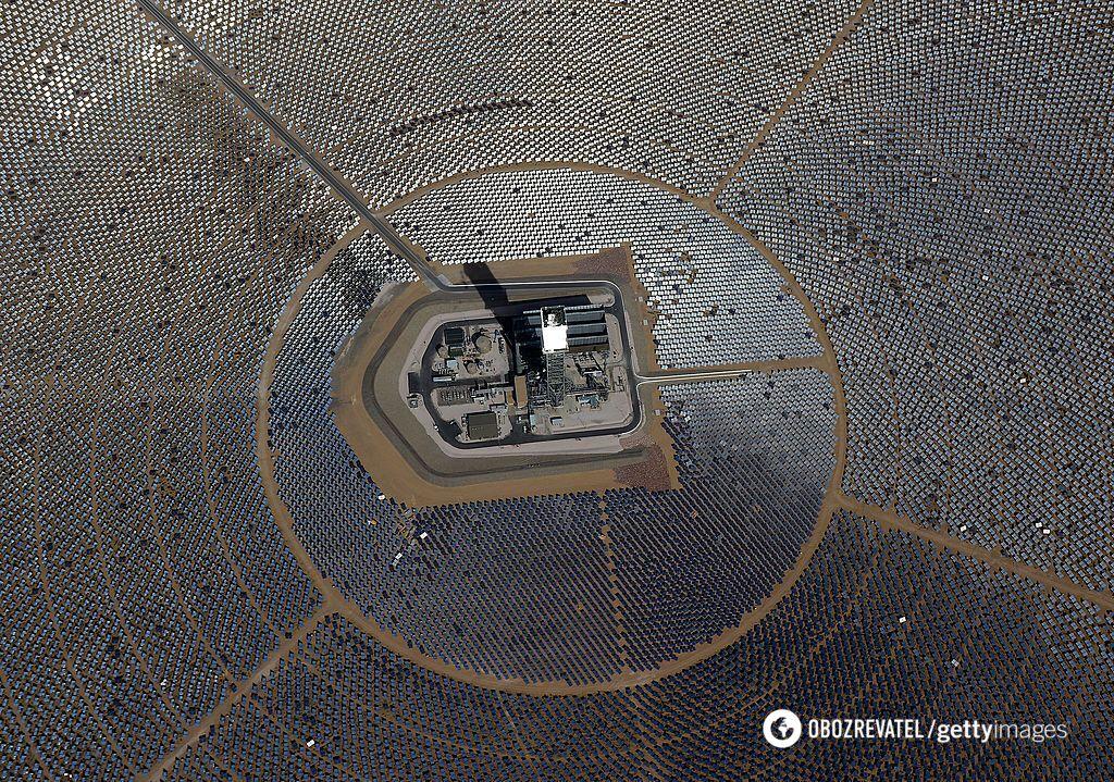 У США розповіли про смертельний вплив сонячної станції