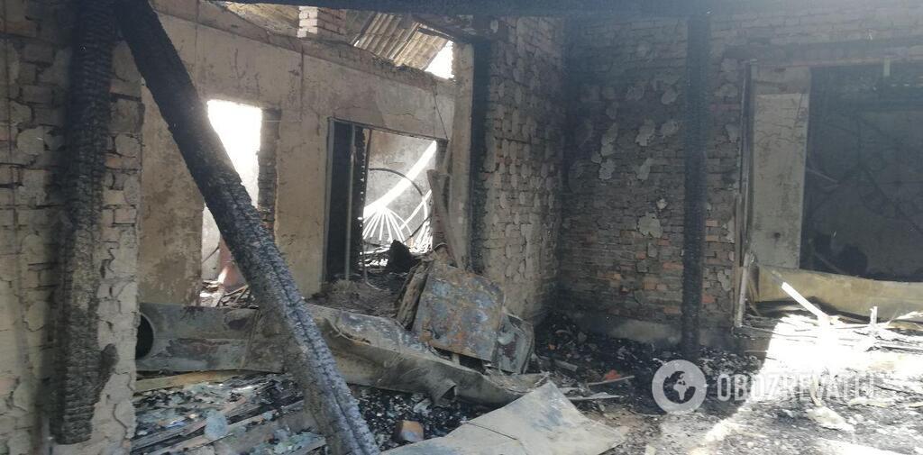 Соседи прячутся: эксклюзивные детали с места поджога дома Гонтаревой