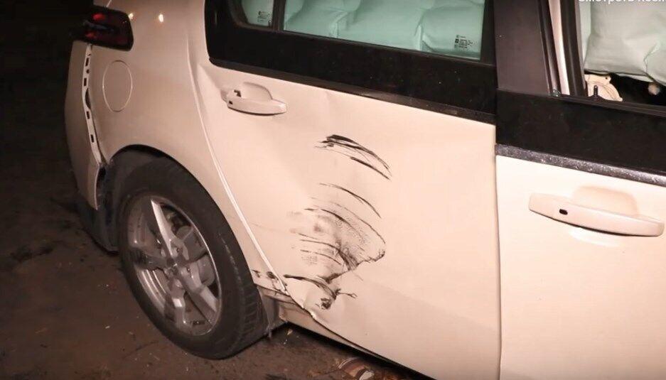 Працівник СТО викрав і розбив машину