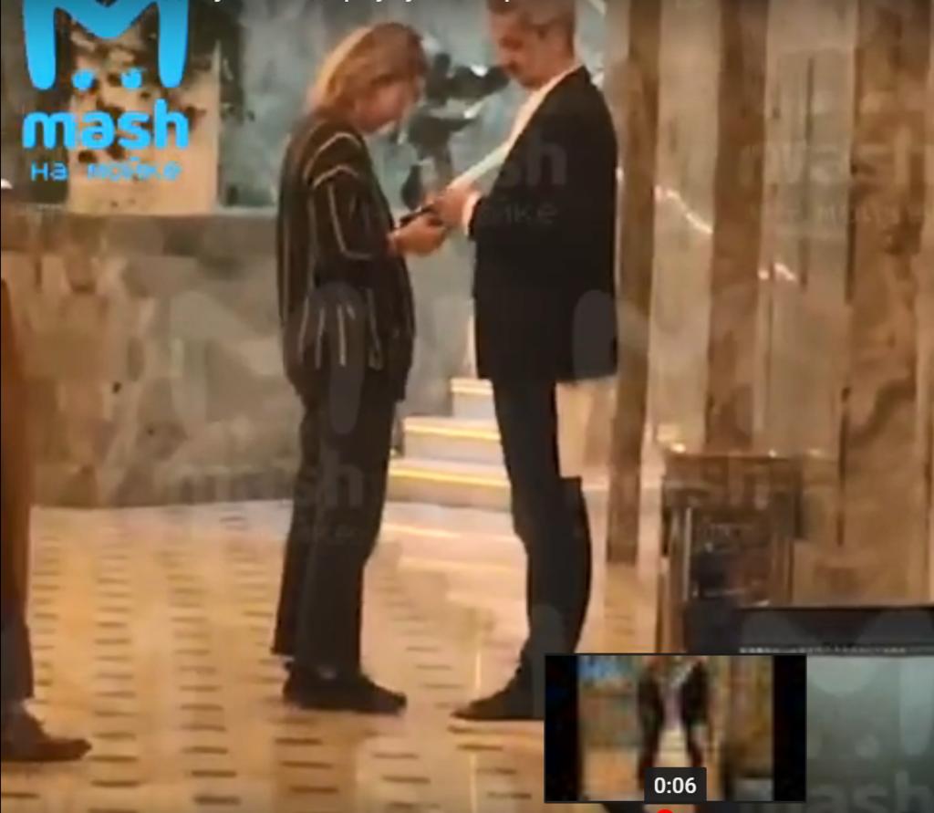 Свадьба Бондарчука с Паулиной Андреевой: подробности