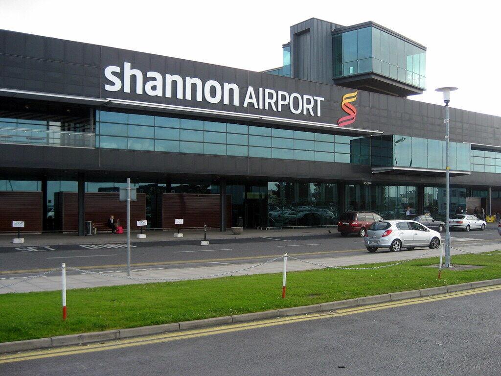 Свободная экономическая зона Шеннон — аэропорт