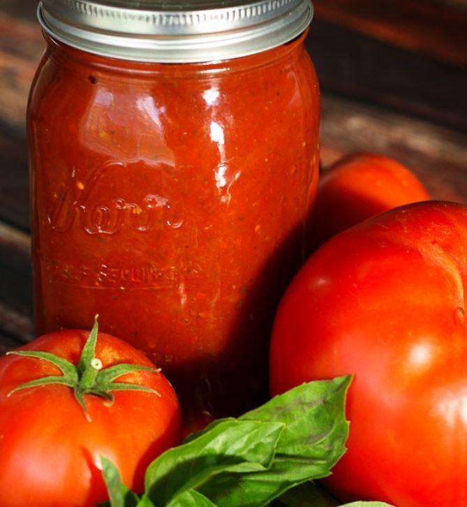 Рецепт найсмачнішого томатного соусу на зиму
