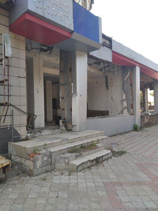 Оккупированный Донецк