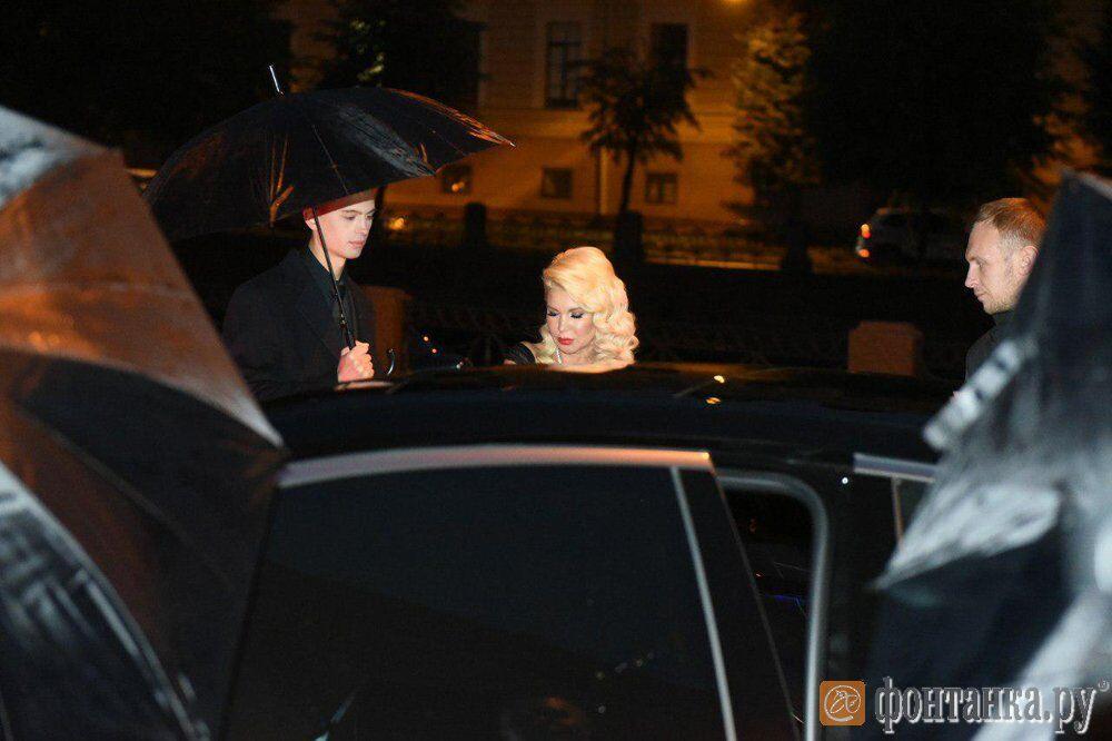 Какие звезды были на свадьбе Бондарчука