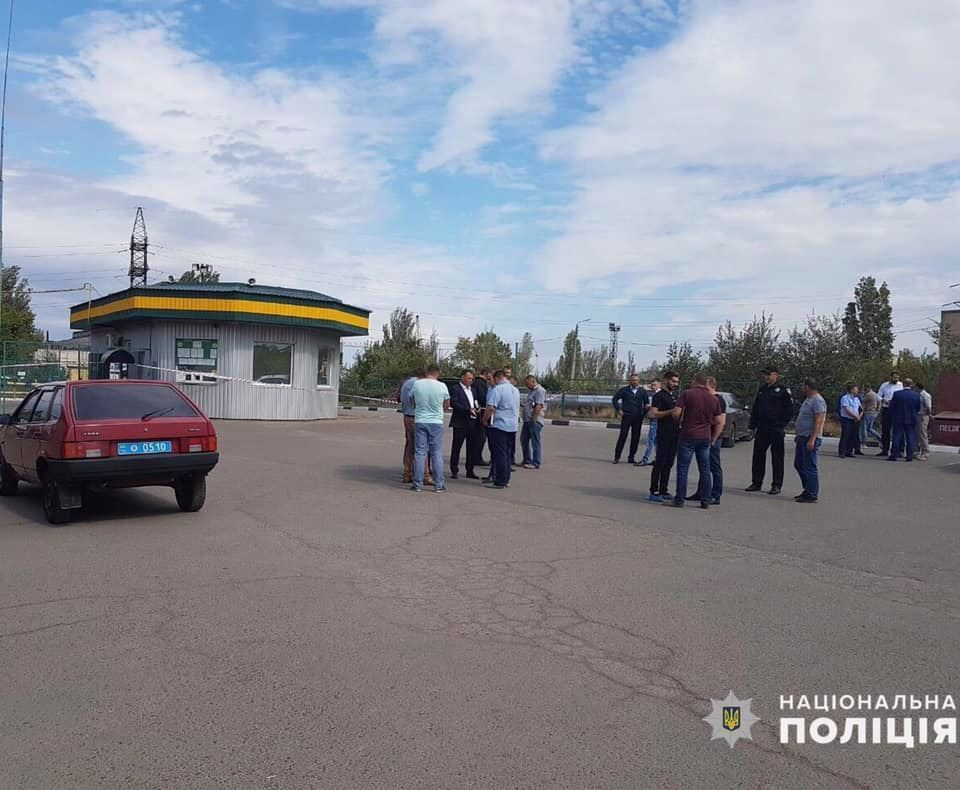 Убийство в Николаеве