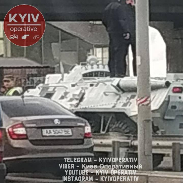 """""""Захват"""" моста Метро в Киеве: все подробности о теракте"""