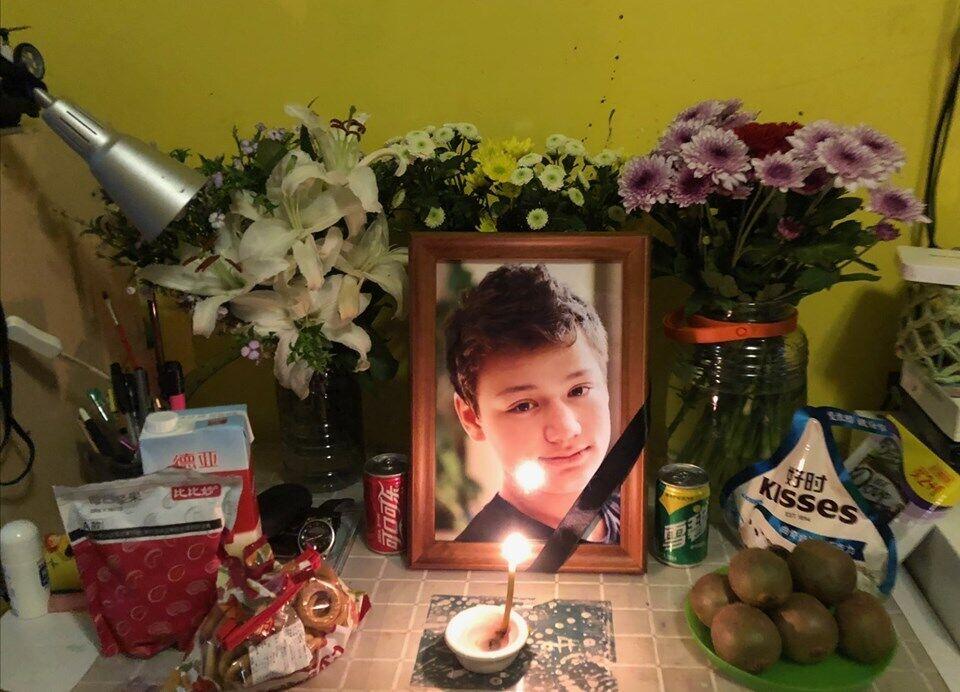 Иван Лю покончил с собой из-за издевательств учителя