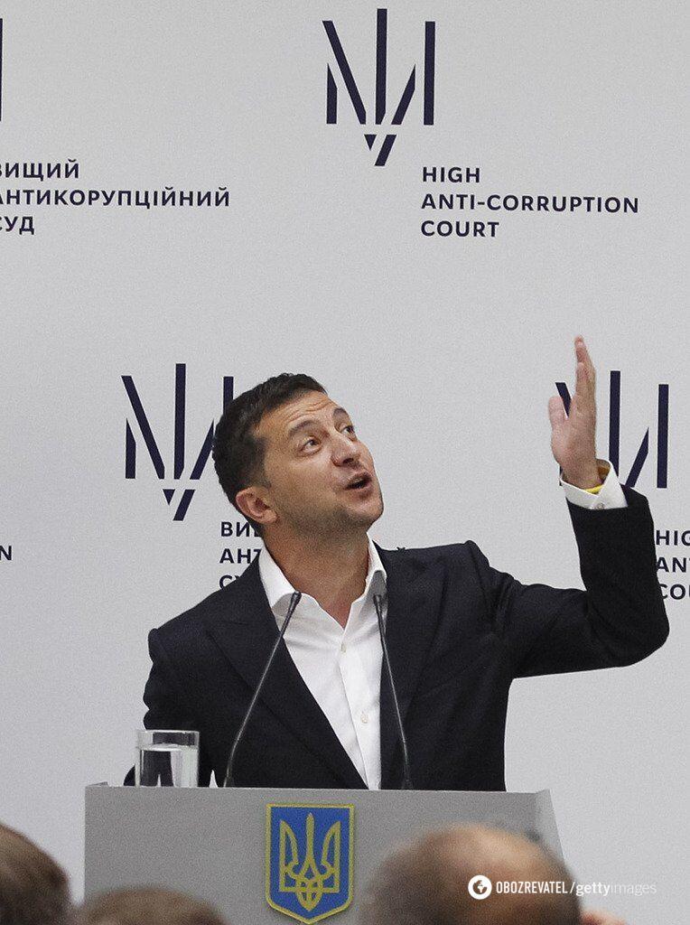 Владимиру Зеленскому доверяют более 70% украинцев