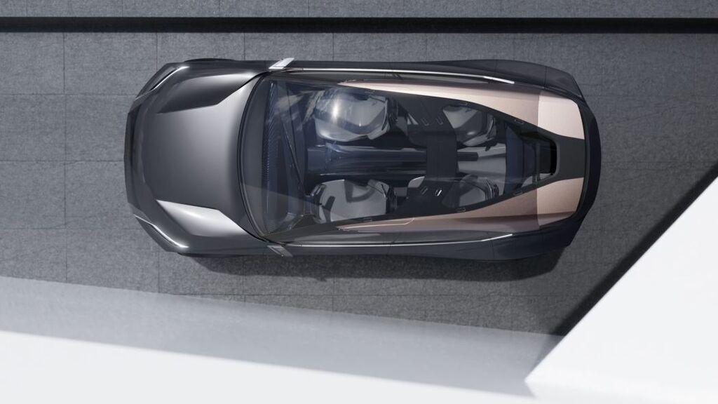 Nissan анонсировал выход внедорожного электрокара