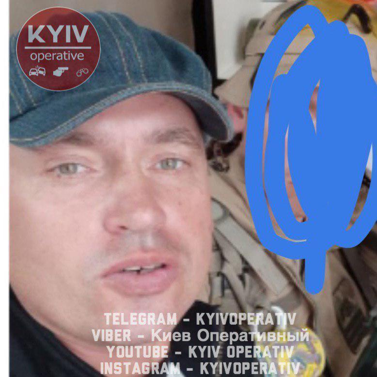 """Мост в Киеве """"минировал"""" военный-выходец из Крыма"""