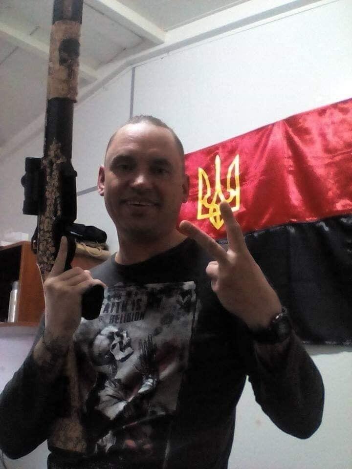 Олексій Белько воював у АТО