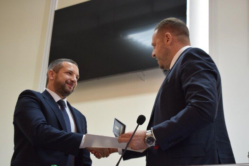 Александр Стадник в Николаеве