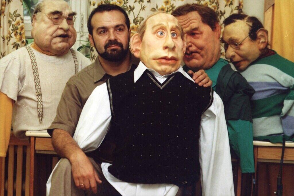 Шендерович и кукла Путина