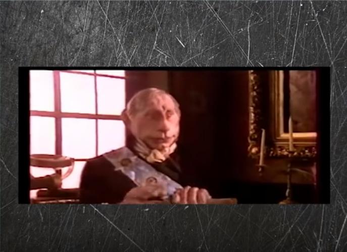 Путин в образе Крошки Цахеса
