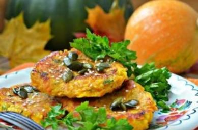 Рецепт дуже смачної страви з гарбуза