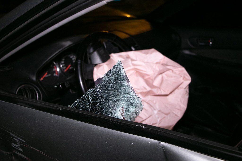 У водійки Mercedes були ознаки алкогольного сп'яніння