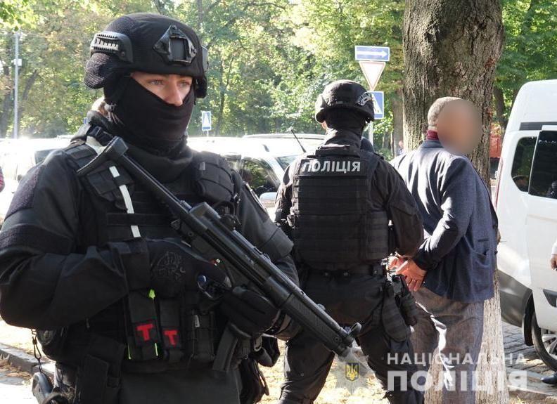 """В Полтаве задержали опаснейшую банду """"Самвела Донецкого"""""""