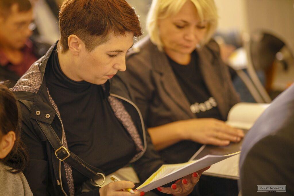 В Мариуполе состоялся спецпоказ видеоисторий жителей Донбасса