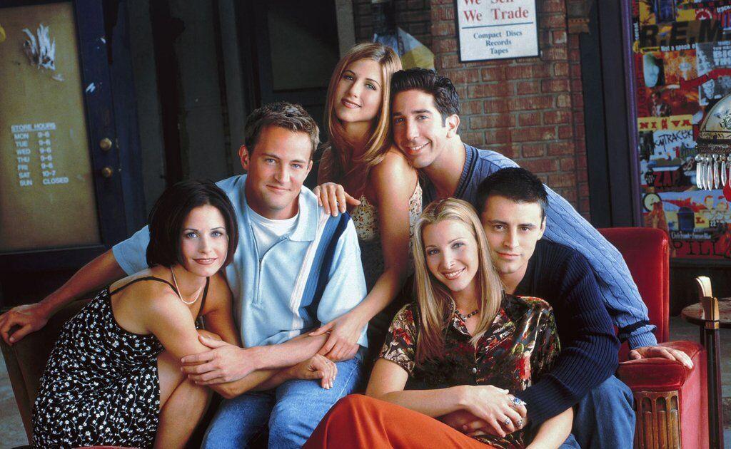 """""""Друзям"""" — 25 років: як змінилися герої серіалу"""