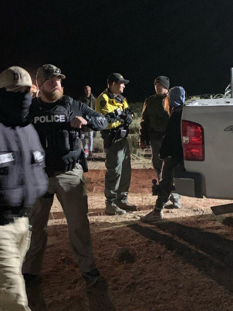 """Несколько участников """"штурма"""" были задержаны"""