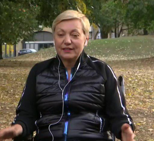 Гонтарева рассказала о ДТП и поджоге дома